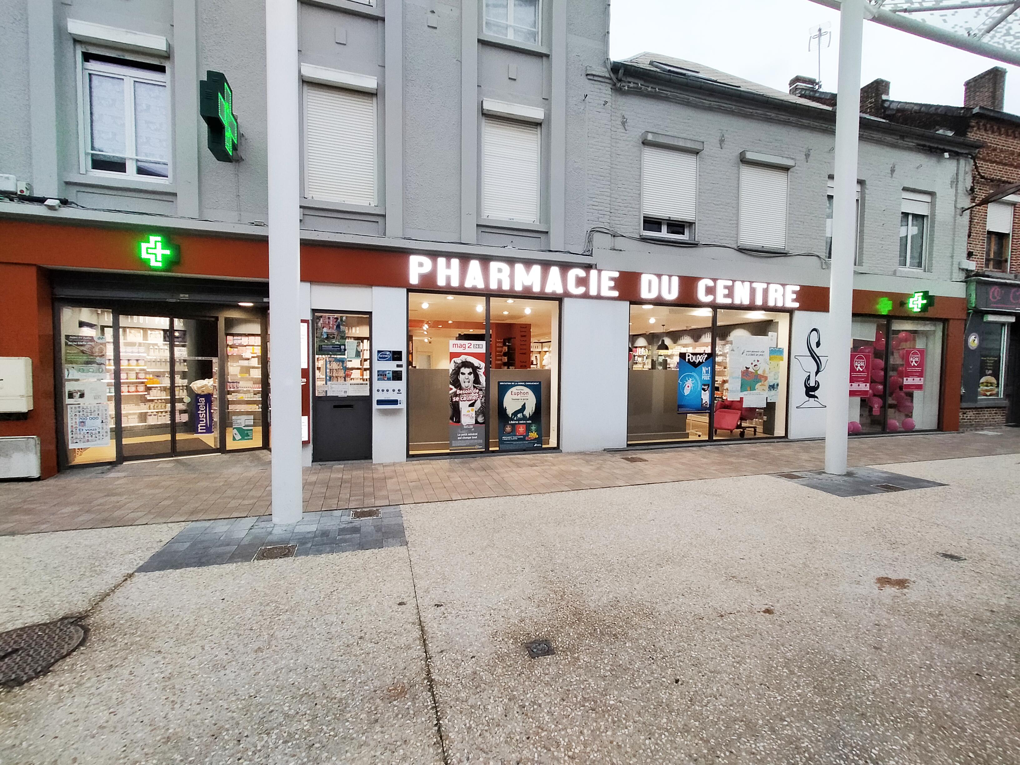 Pharmacie Du Centre - Aulnoye-Aymeries